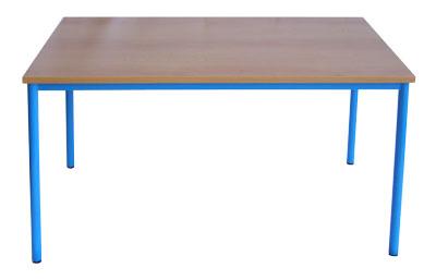 Rechthoekig tafel 120x60cm