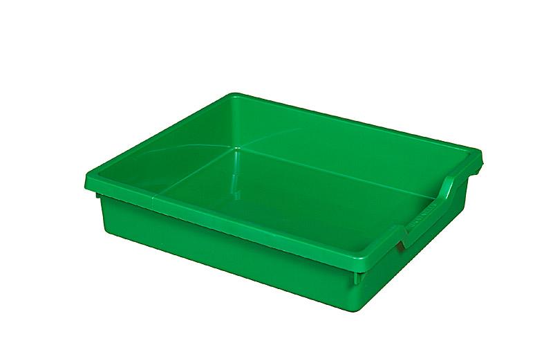 Bac plastique 31,2x37,7xH7.5 cm