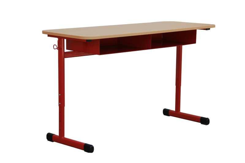 TITAN tafel 2 plaatsen variabele hoogte