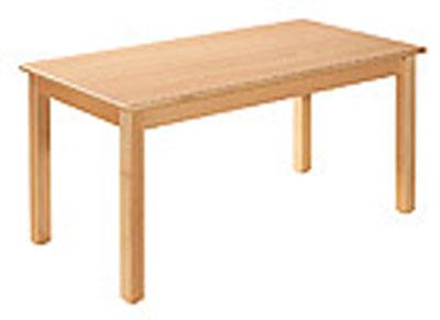 Table rectangulaire 80 x 60 cm